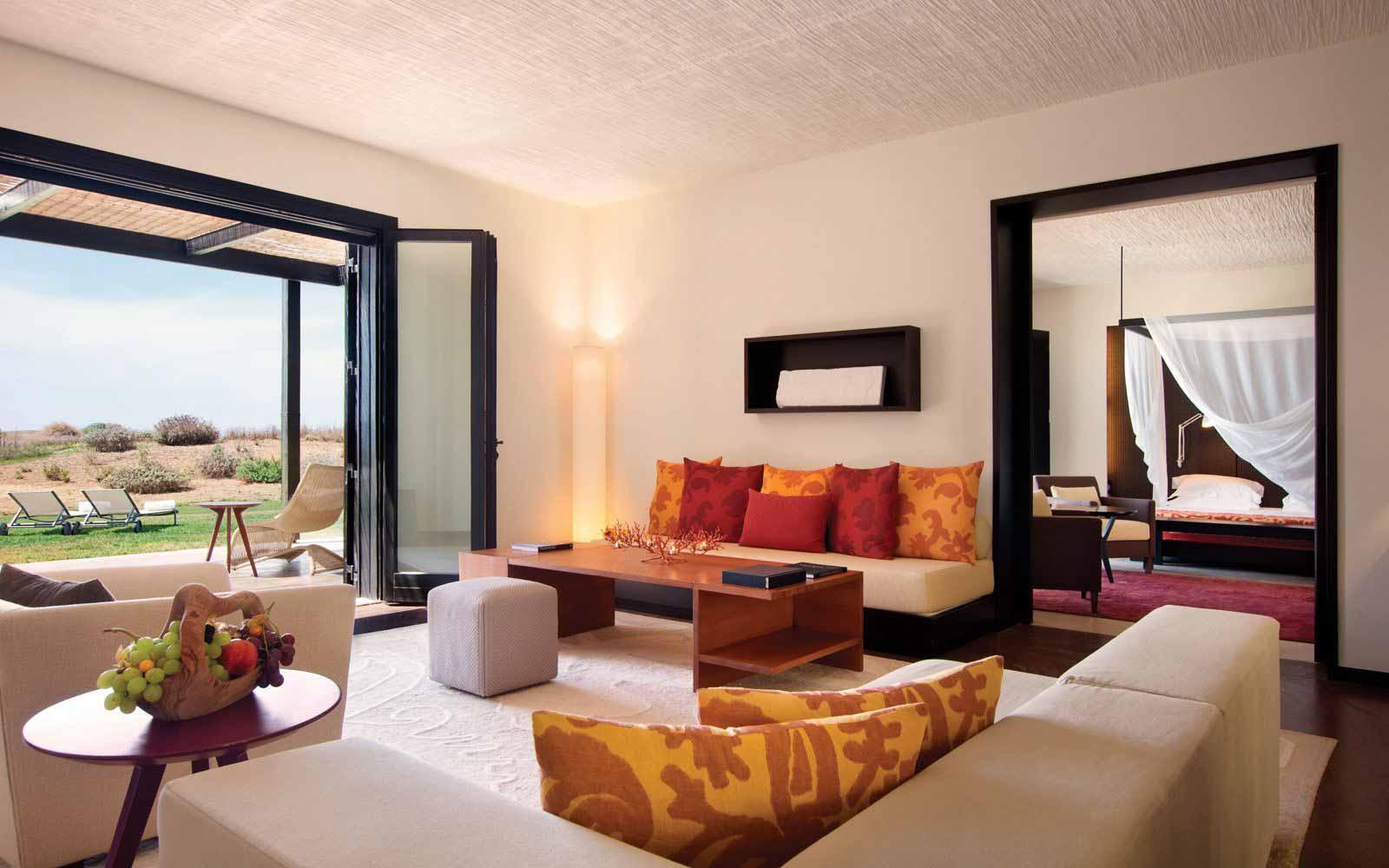 Ambassador Suite at Verdura Resort