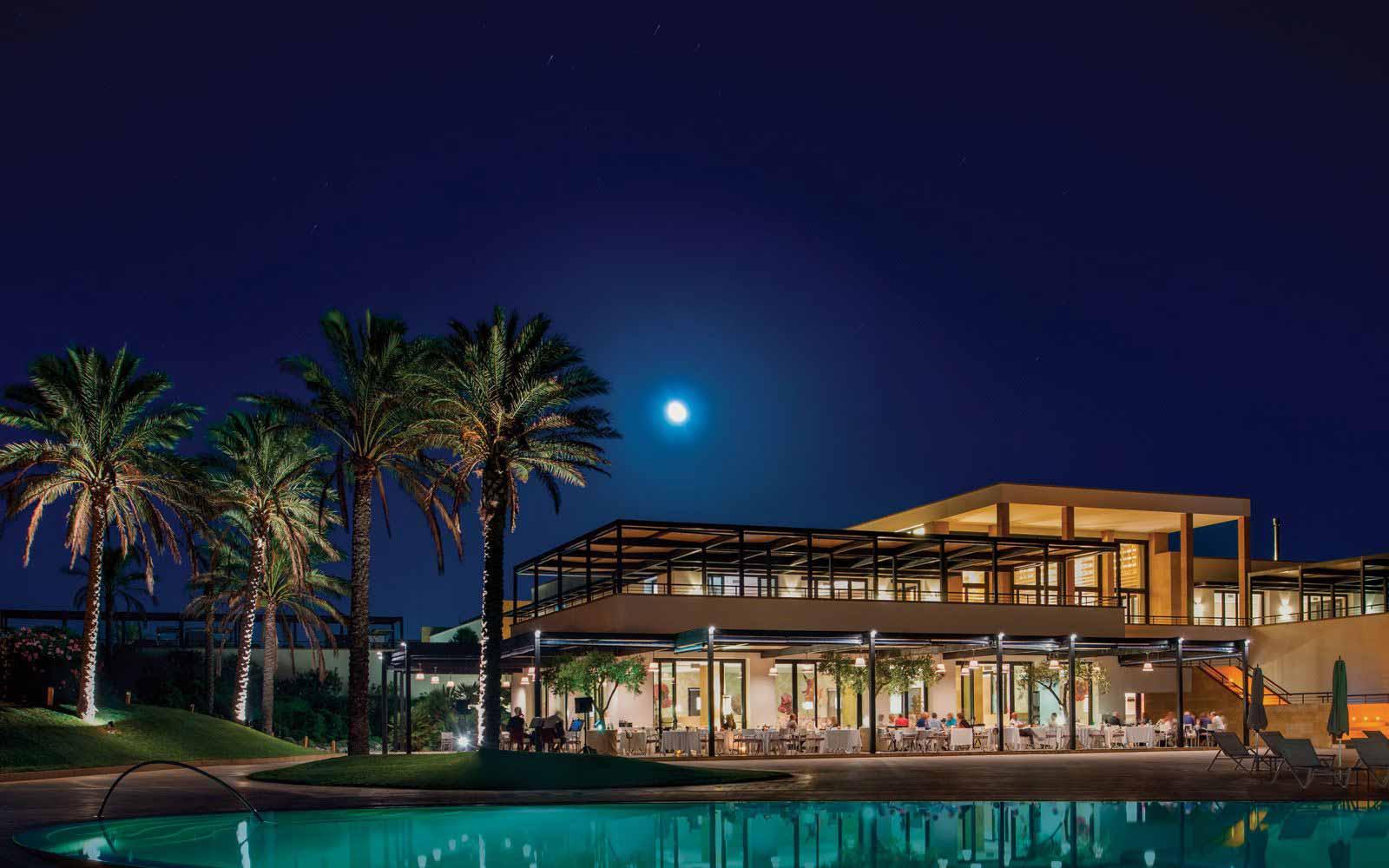 Zagara Restaurant at Verdura Resort