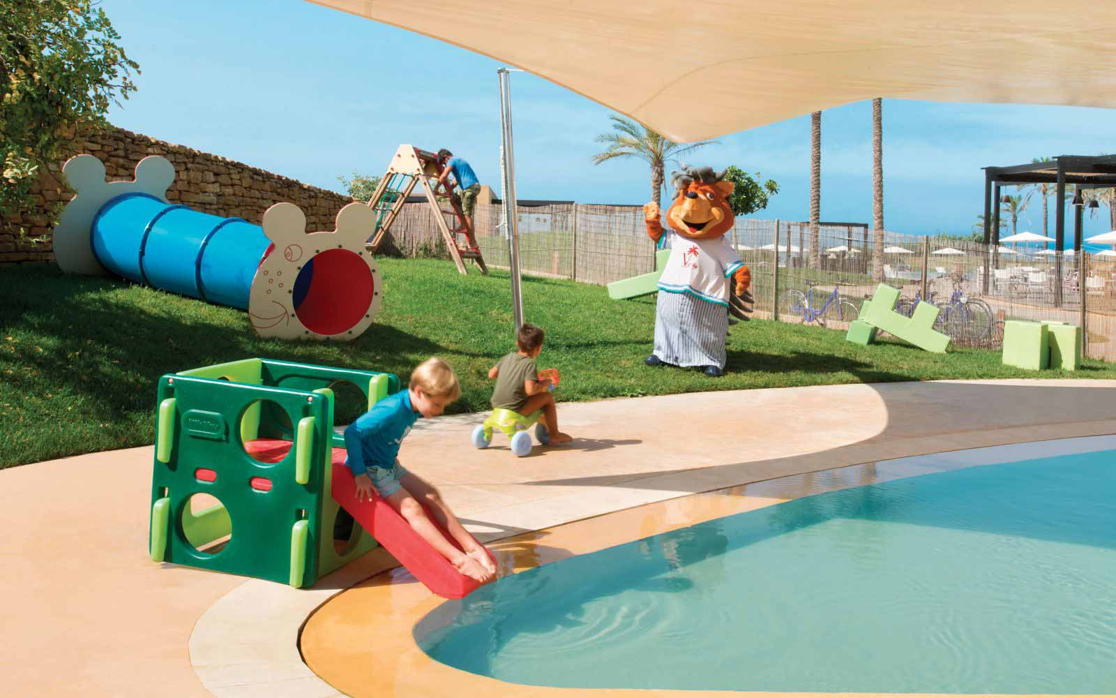Verduland Kids Club at Verdura Resort
