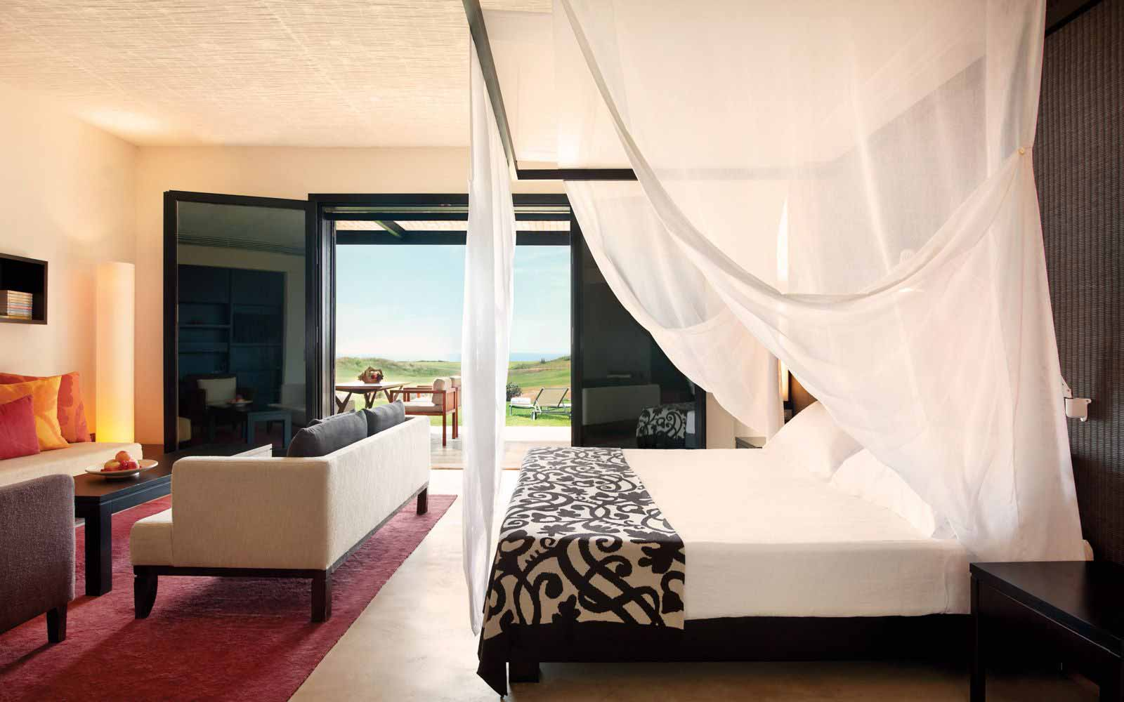 Superior Deluxe room at Verdura Resort