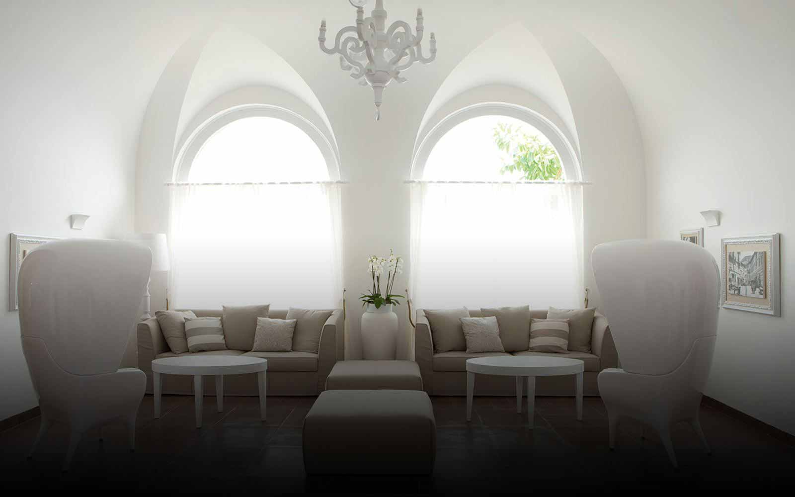 Lounge at NH Collection Grand Hotel Convento di Amalfi