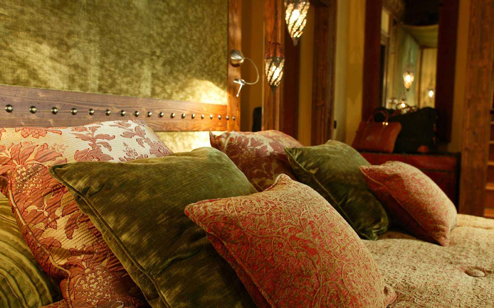 Junior suite on the Tuscan Floor at Hotel Bernini Palace