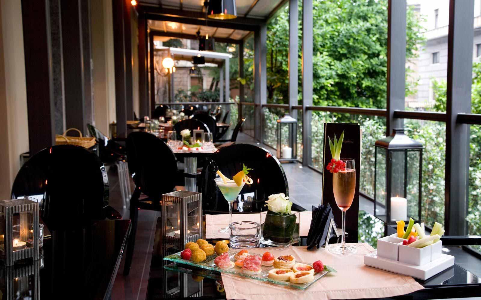 Restaurant at Carlton Hotel Baglioni