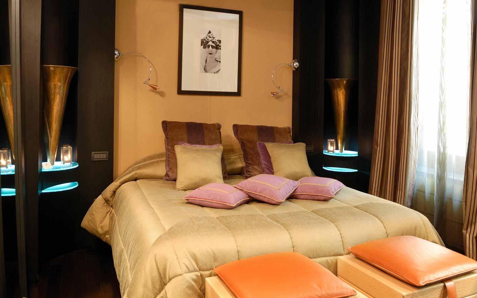 Junior suite at Carlton Hotel Baglioni