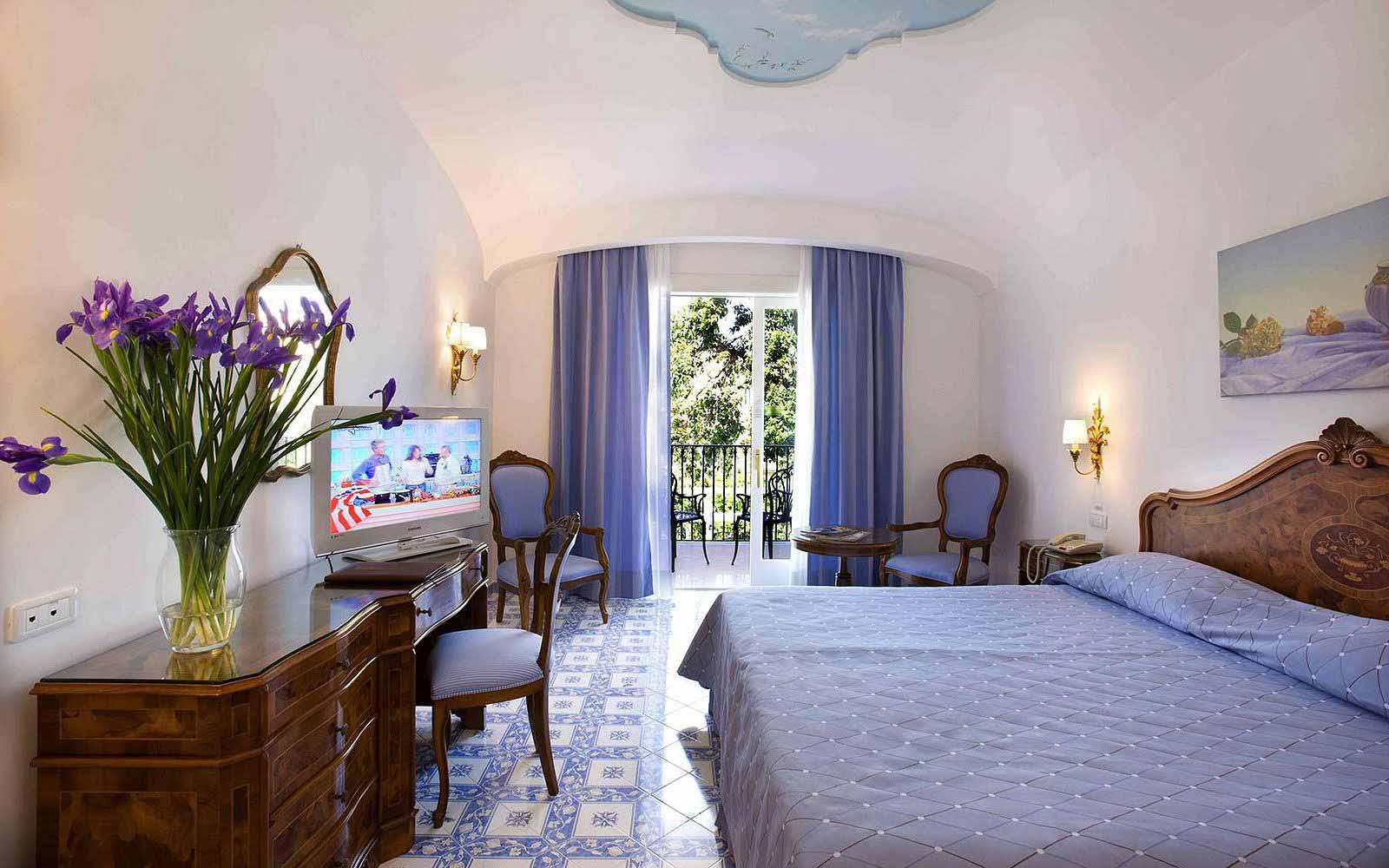 Superior Room at the Grand Hotel La Favorita