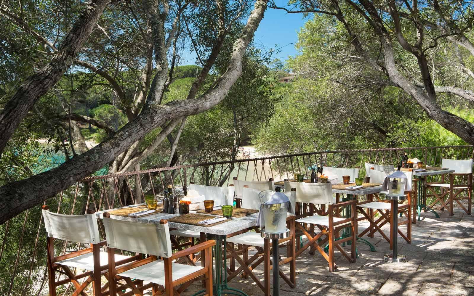 L'Approdo Restaurant at Hotel Capo D'Orso Thalasso & Spa