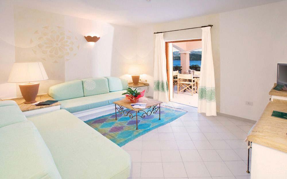 Suite Il Borgo at Resort Cala di Falco