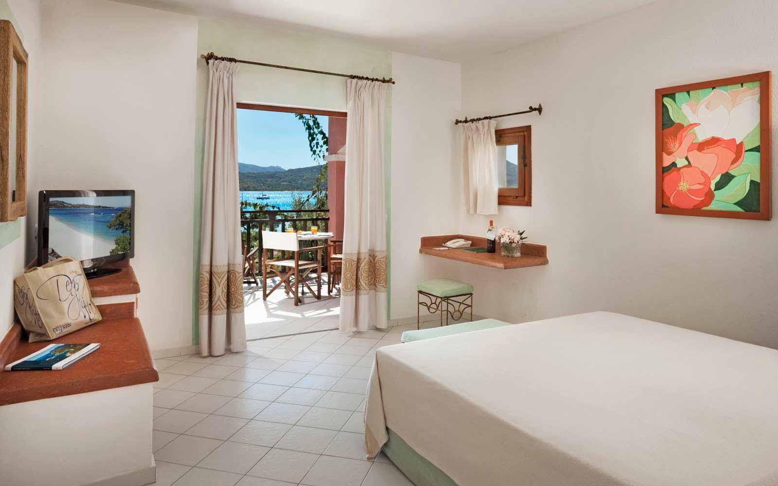 Standard room Il Borgo at Resort Cala di Falco