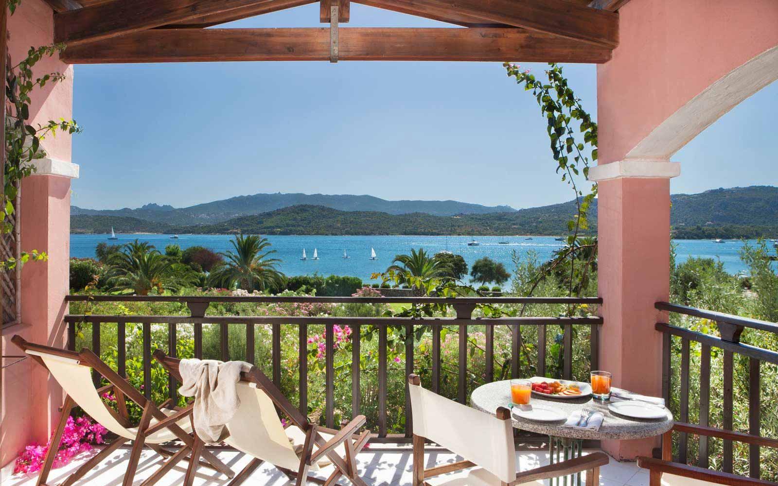 Standard room Il Borgo terrace at Resort Cala di Falco