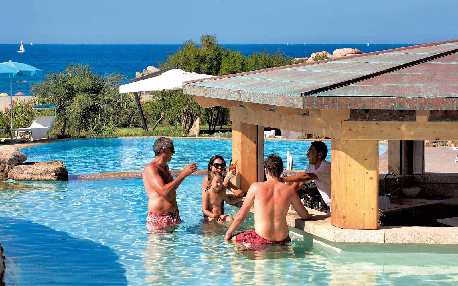 Family relax at Resort Valle Dell'Erica Thalasso & Spa