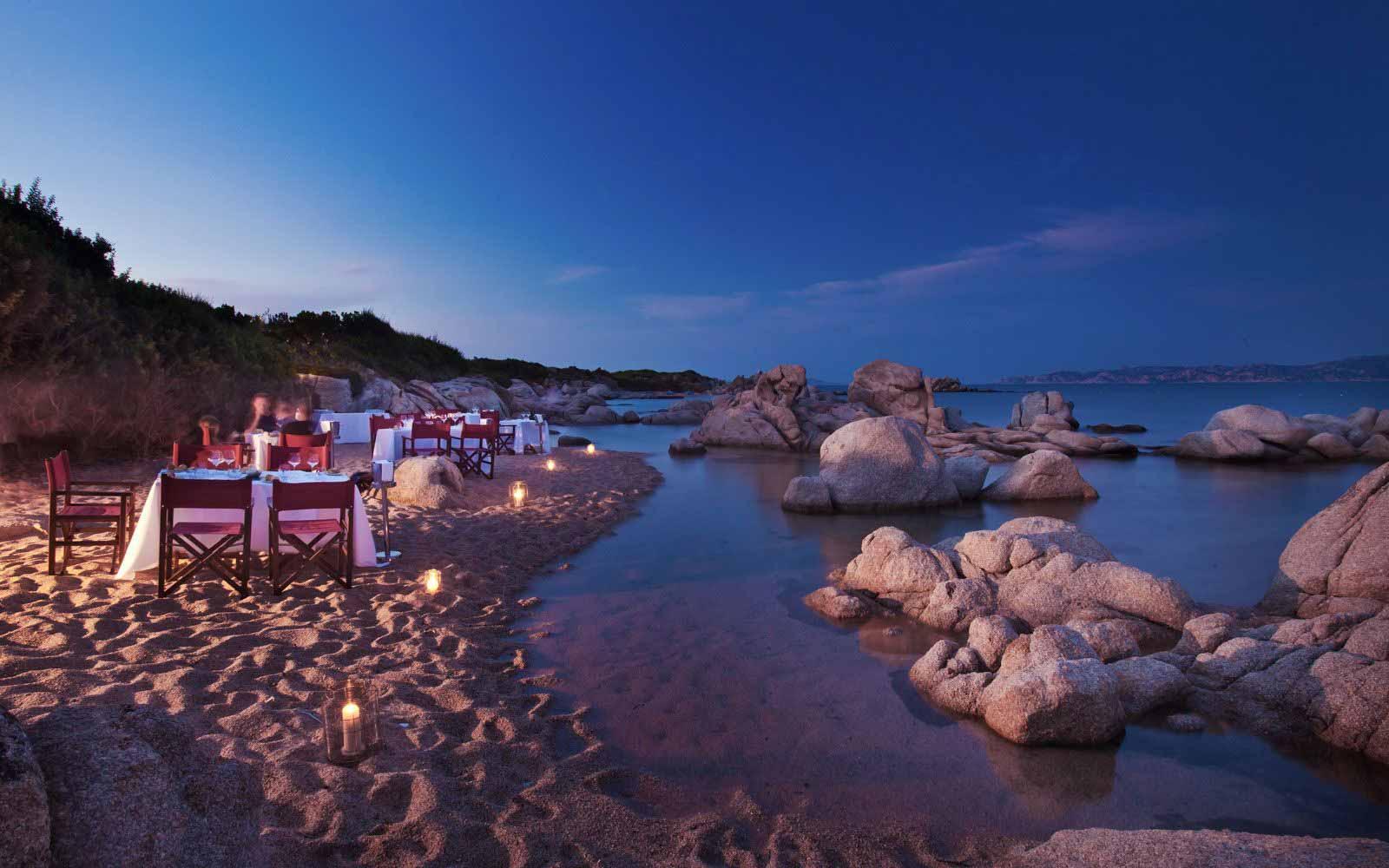 Li Zini Restaurant at Resort Valle Dell'Erica Thalasso & Spa