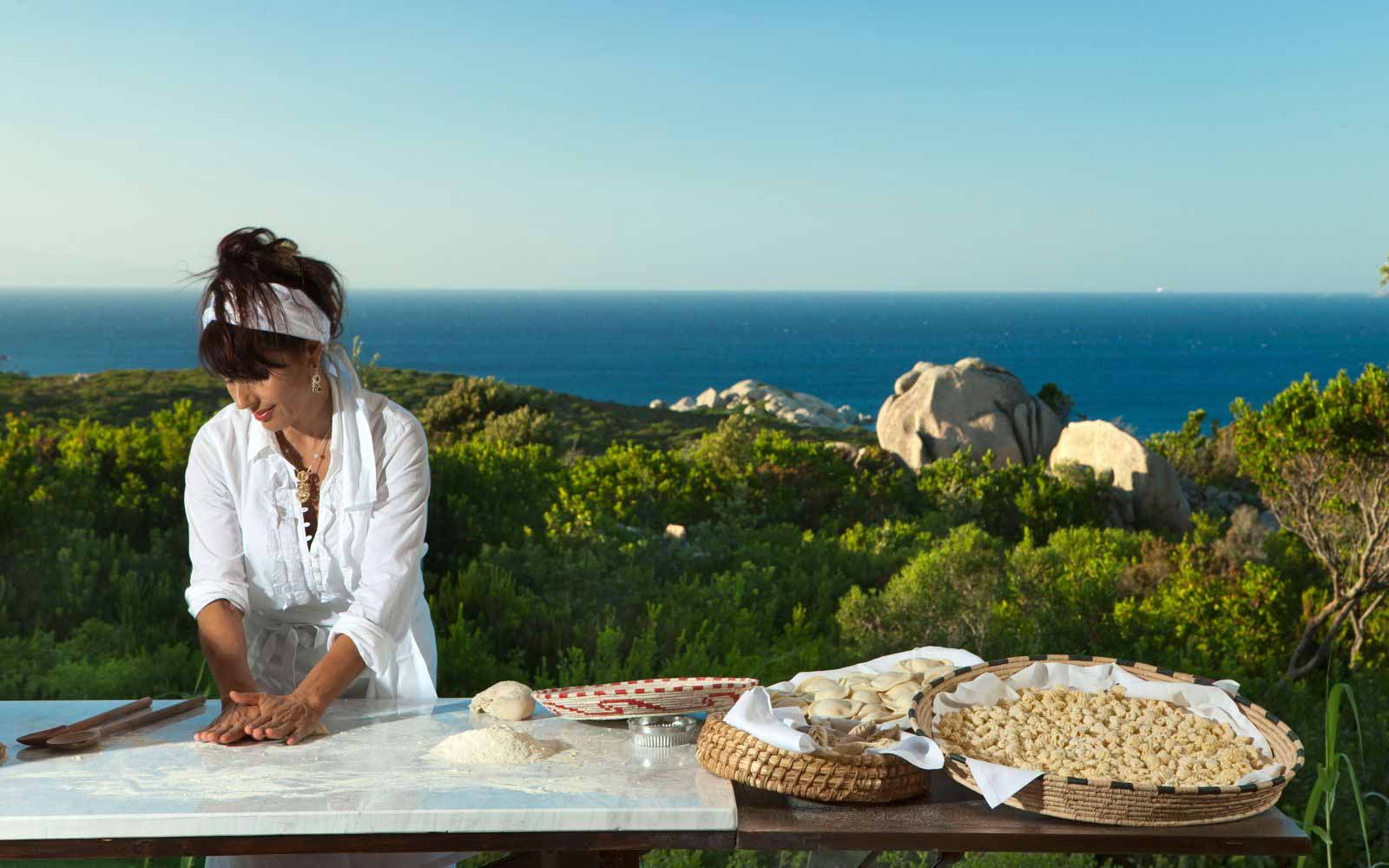 Cooking lessons at Resort Valle Dell'Erica Thalasso & Spa