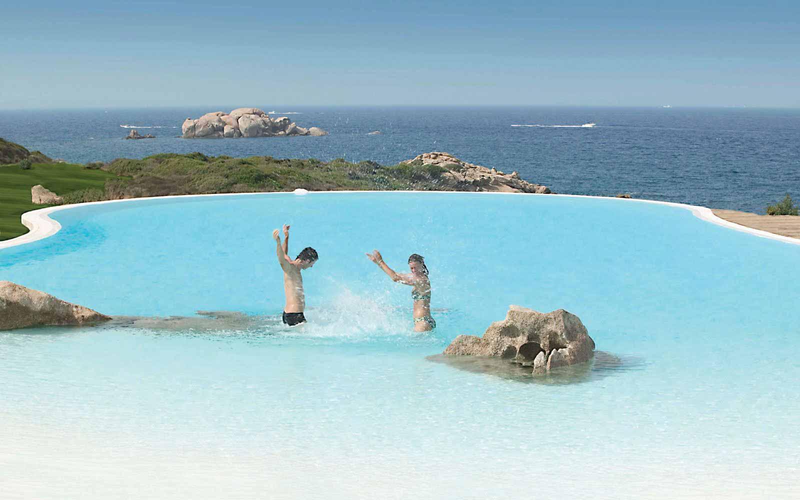 Pools at Resort Valle Dell'Erica Thalasso & Spa