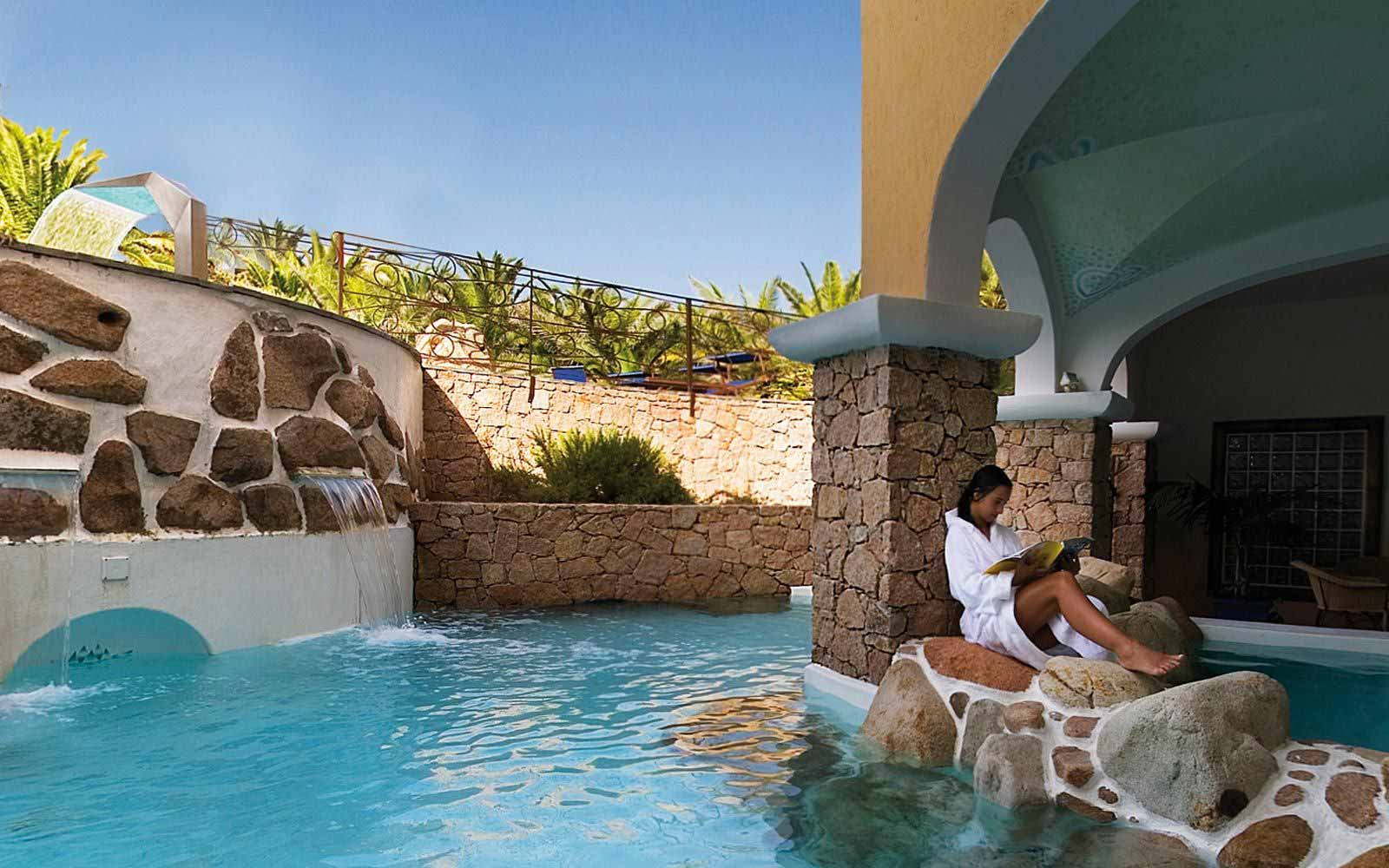 Wellness at Hotel Relax Torreruja Thalasso & Spa