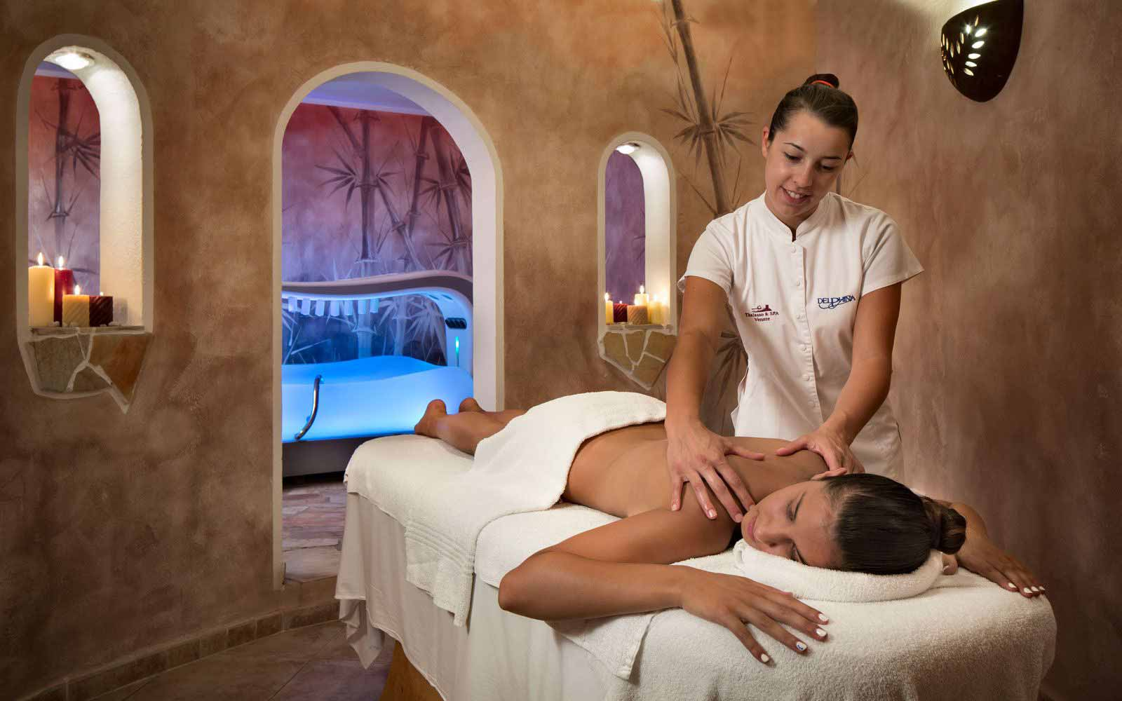 Massages at Hotel Relax Torreruja Thalasso & Spa
