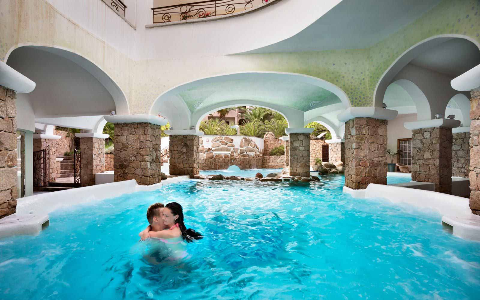 Thalasso Pool at Hotel Relax Torreruja Thalasso & Spa