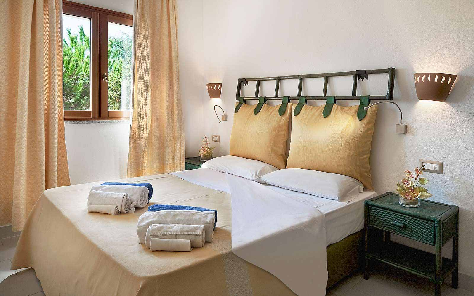 Superior double room at Resort & Spa Le Dune - Hotel I Ginepri