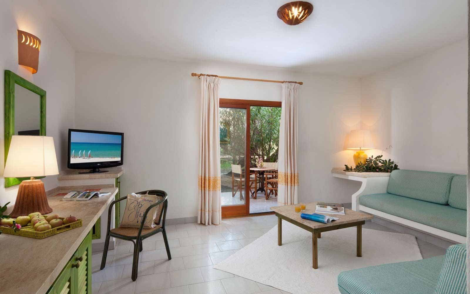 Family suite at Resort & Spa Le Dune - Hotel I Ginepri
