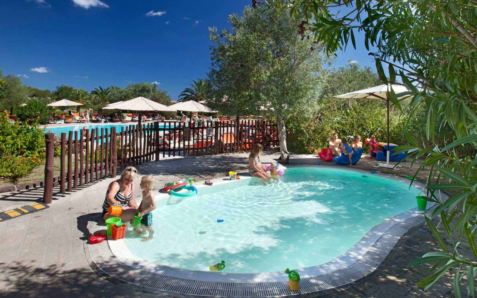 Kids pool at Resort Cala Di Falco La Rotonda Residence