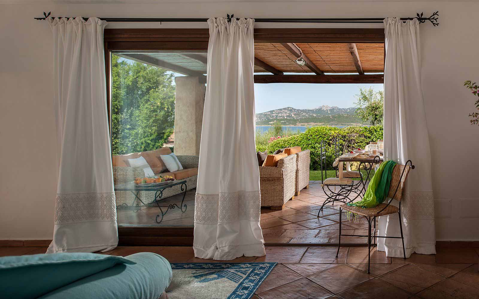 Senior Suite at Hotel Relais Villa Del Golfo & Spa