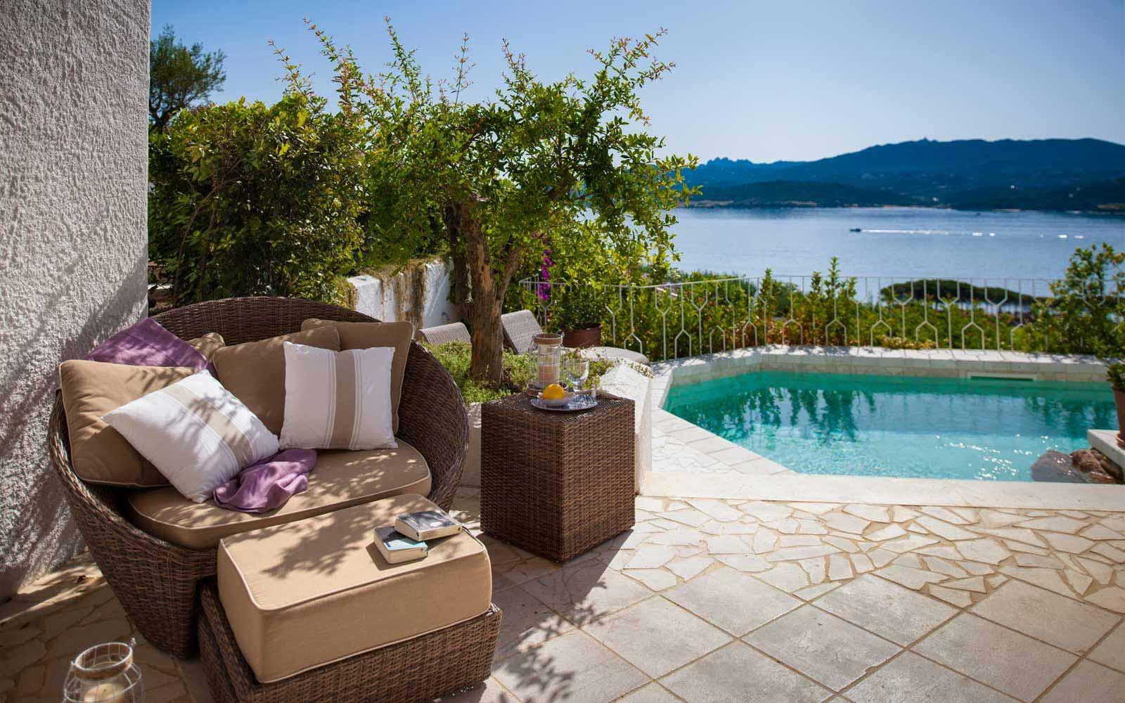 A Luxury Suite at Hotel Relais Villa Del Golfo & Spa