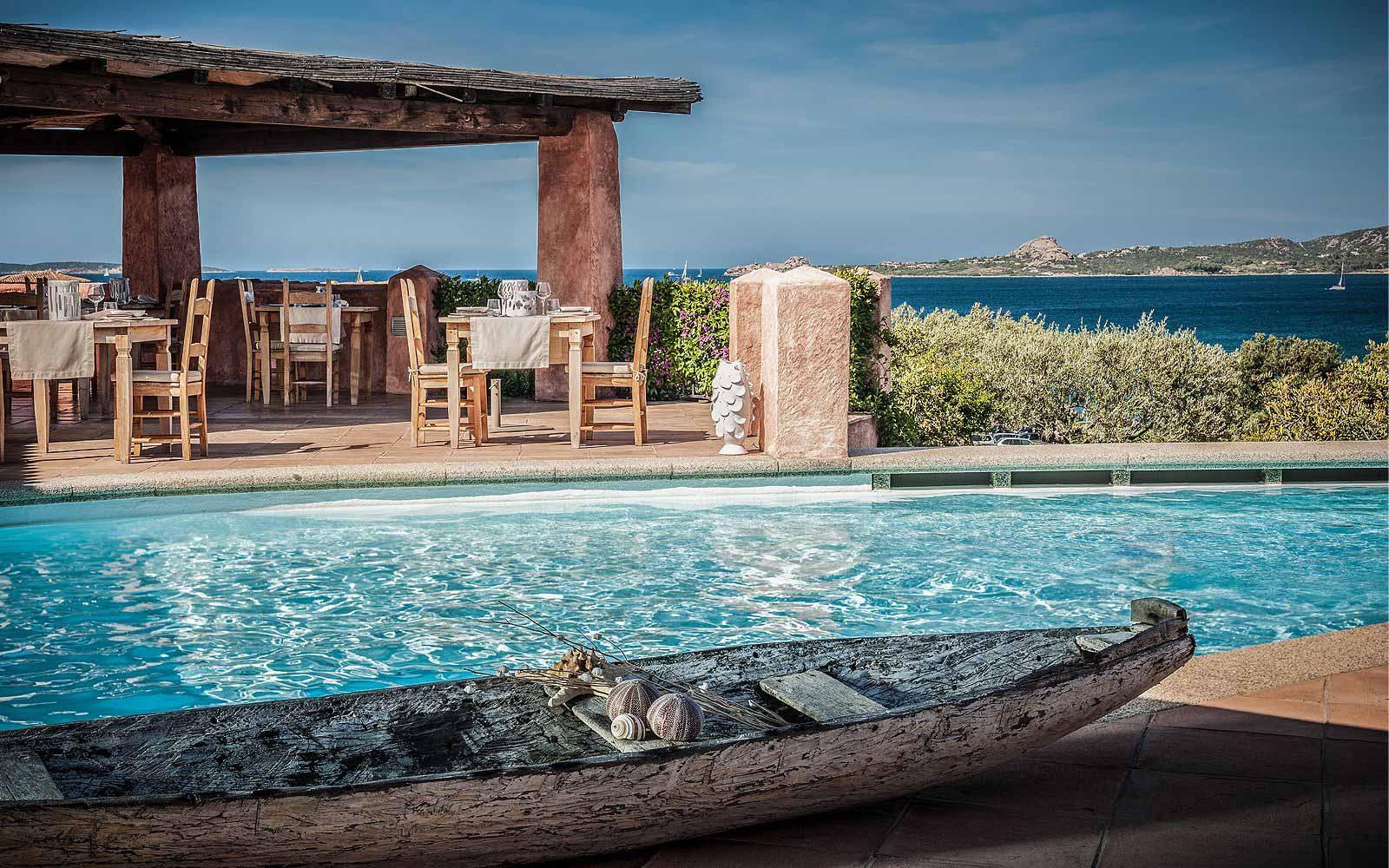 Main Pool at Hotel Relais Villa Del Golfo & Spa