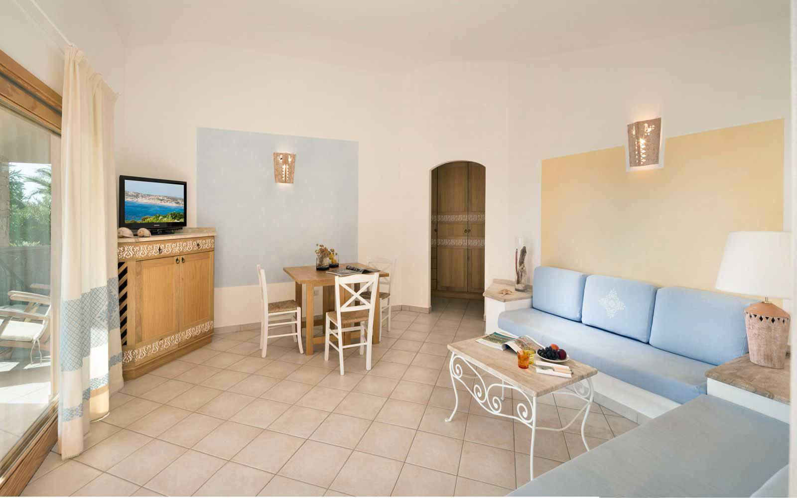 Living Room 2 at Torreruja Villas