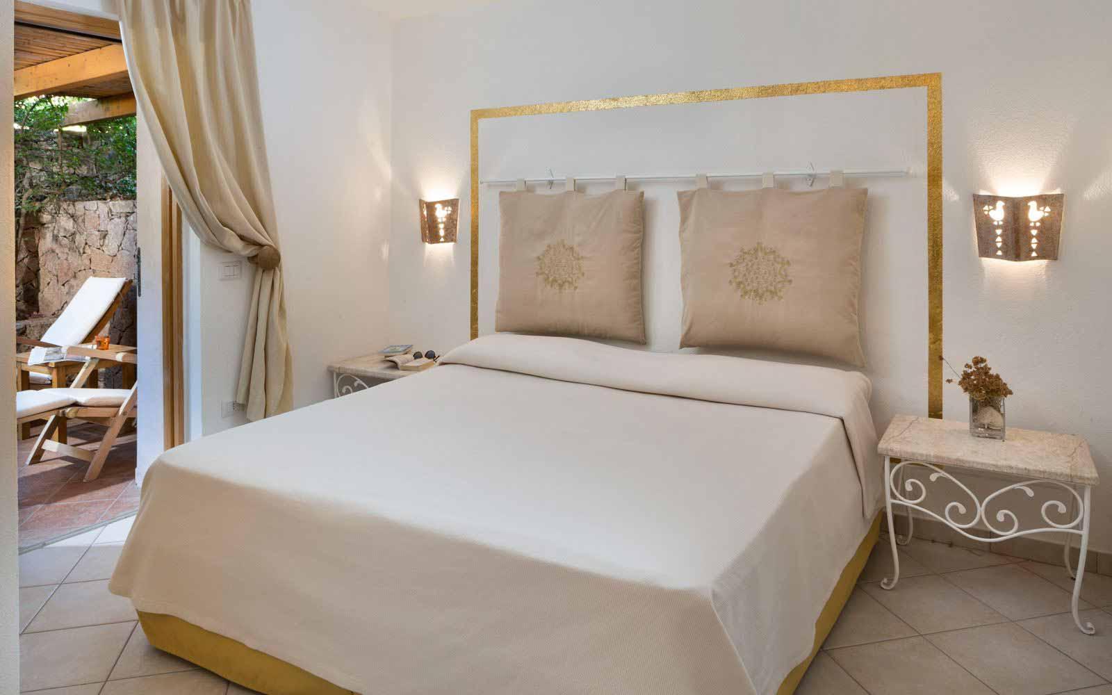 Double bedroom at Torreruja Villas