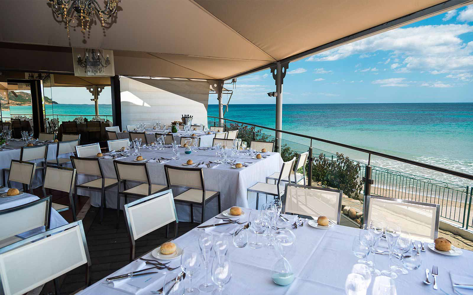 Gordon Ramsay Restaurant at the Forte Village Resort