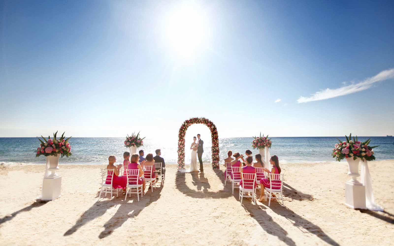 Wedding at the Forte Village Resort