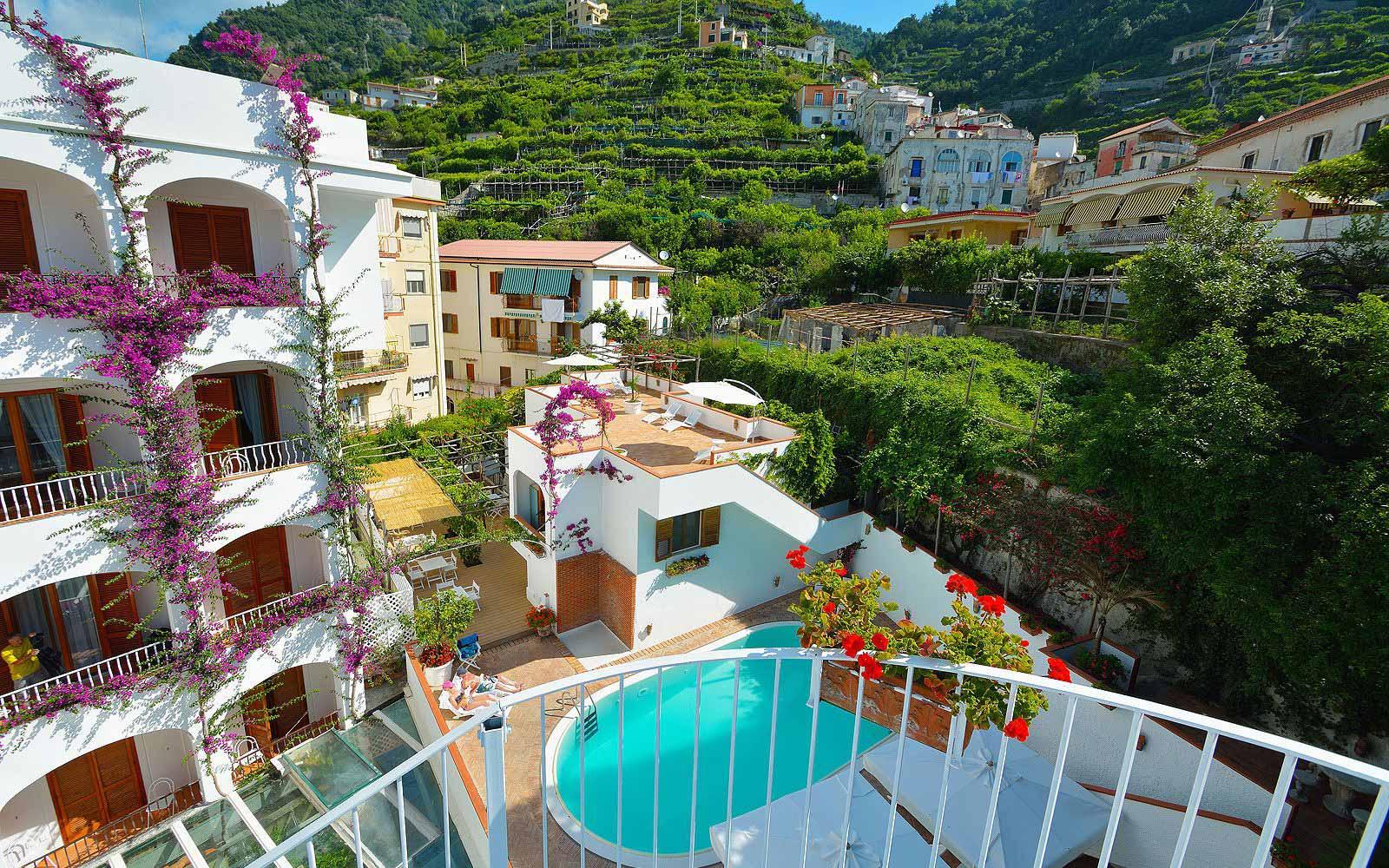 Hotel Villa Romana: room / property / locale photo. Image 17