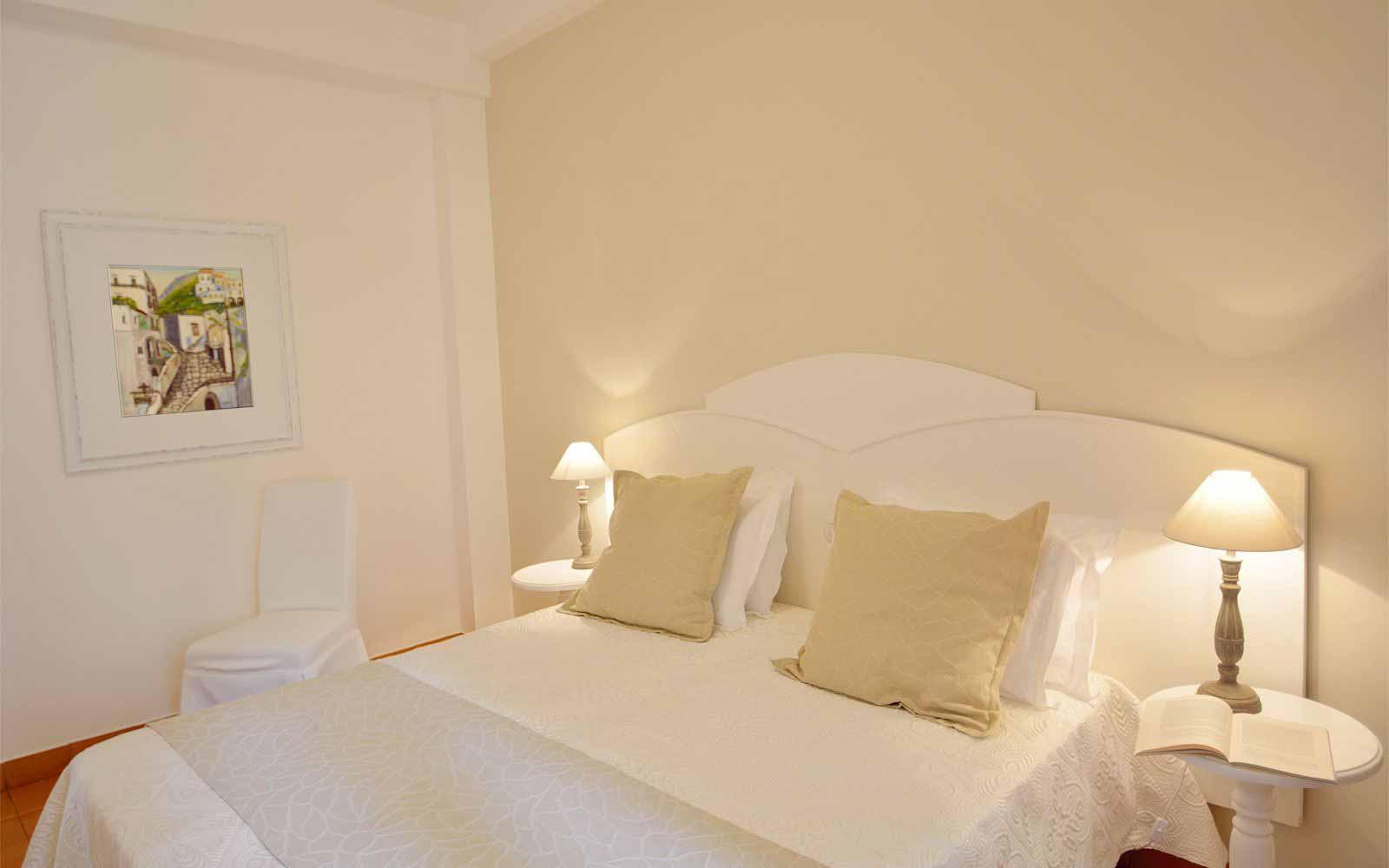 Classic Room at Hotel VIlla Romana