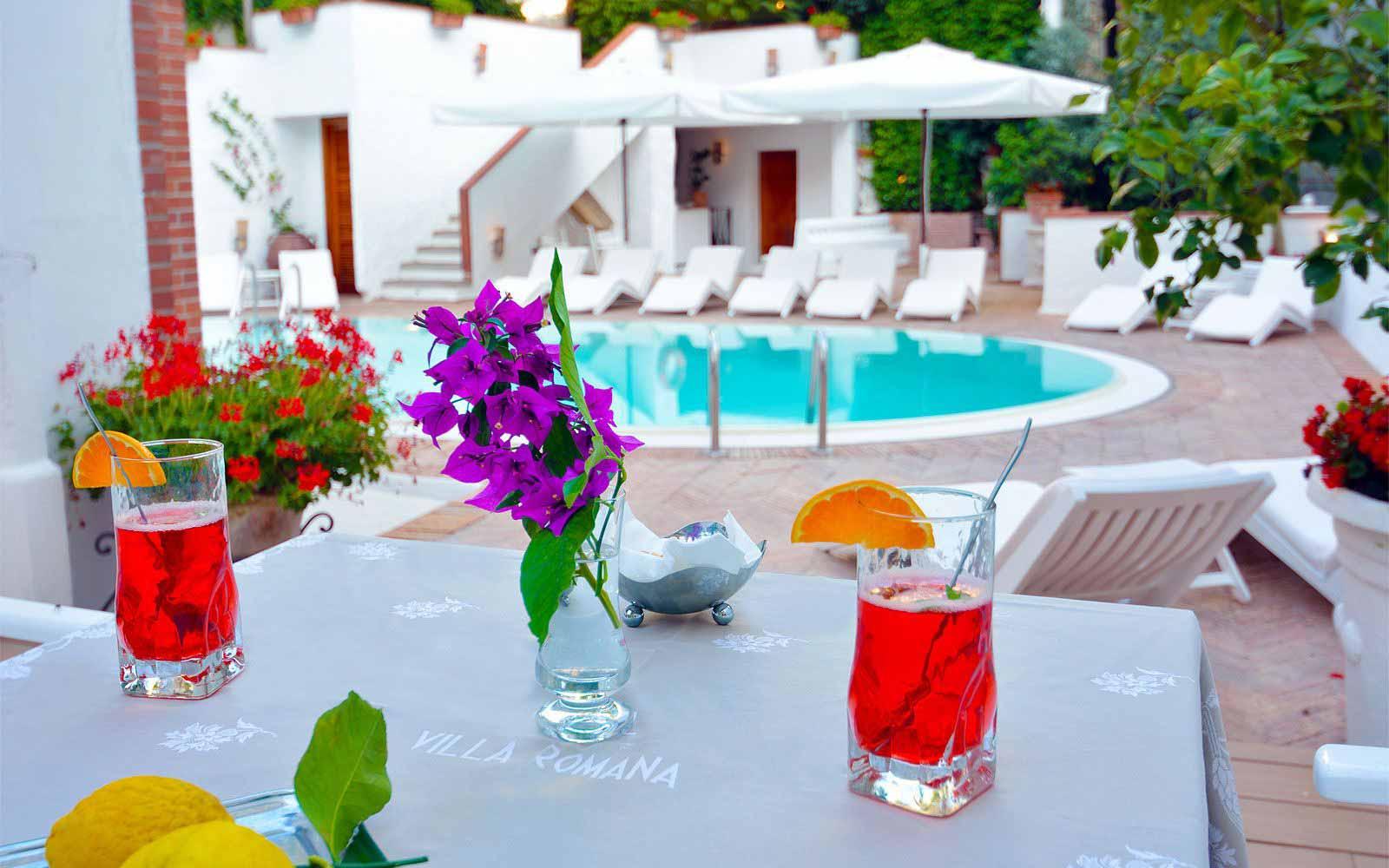 Relax at Hotel Villa Romana