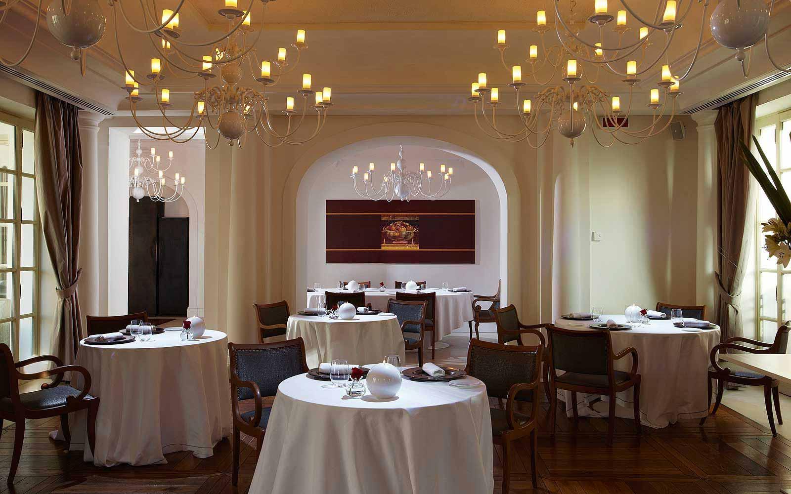 Viva Voce restaurant at Gran Melia' Rome