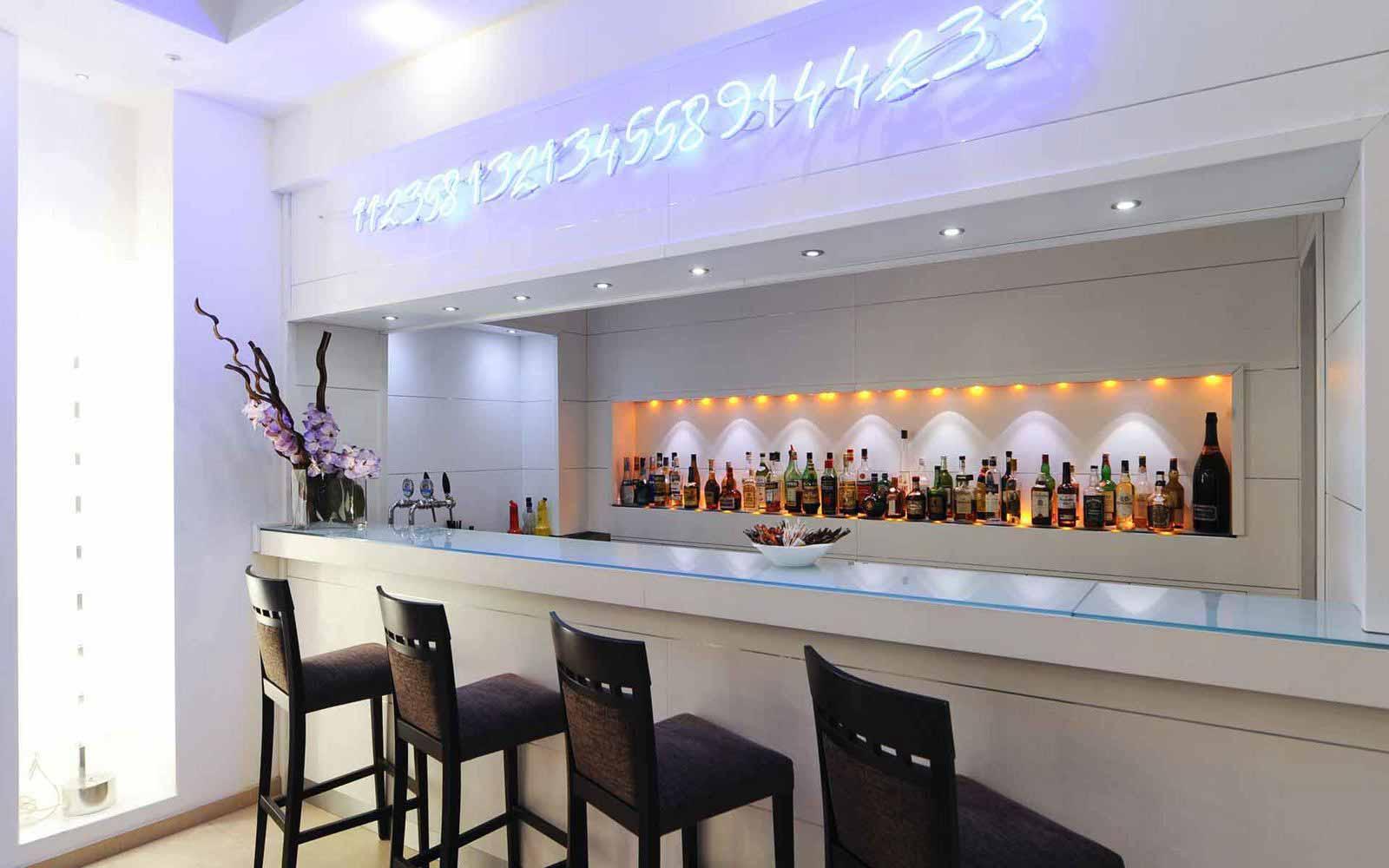 Bar at Hotel Baja