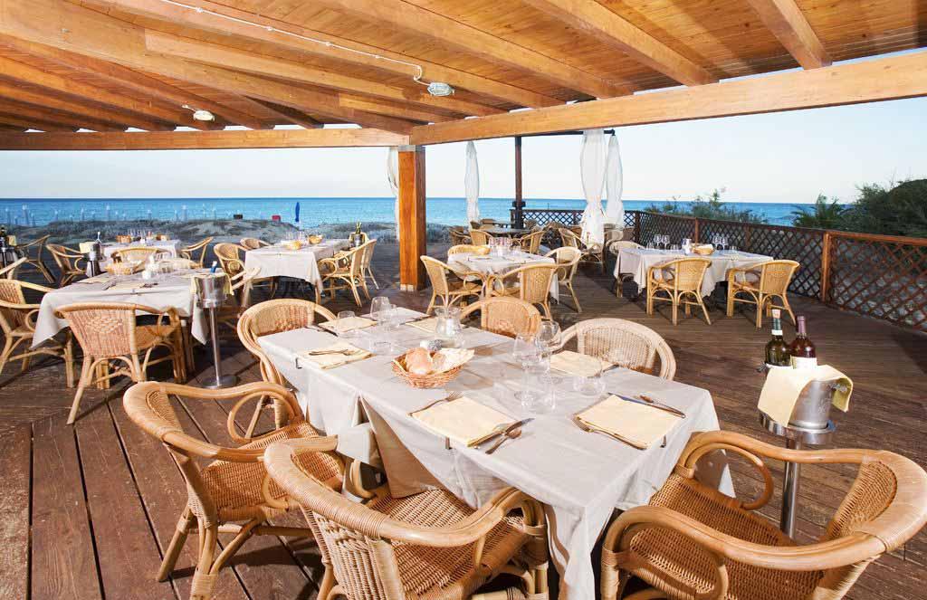 Restaurant at Hotel Villas Resort