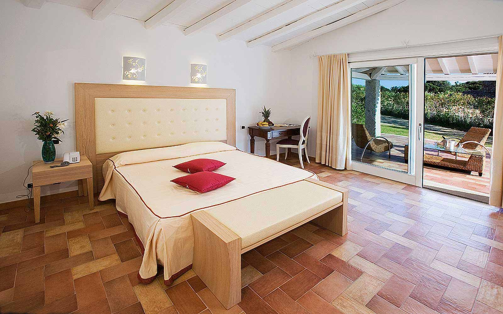 Classic room at Hotel Villas Resort