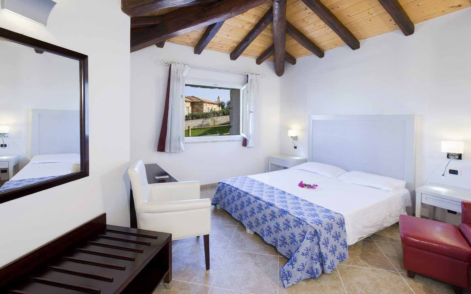 A bedroom in Villa Quercia at Hotel Villas Resort - Villas