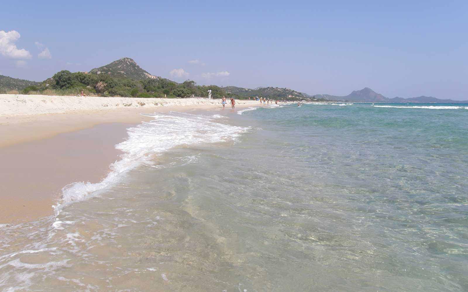 Beach at Hotel Villas Resort - Villas