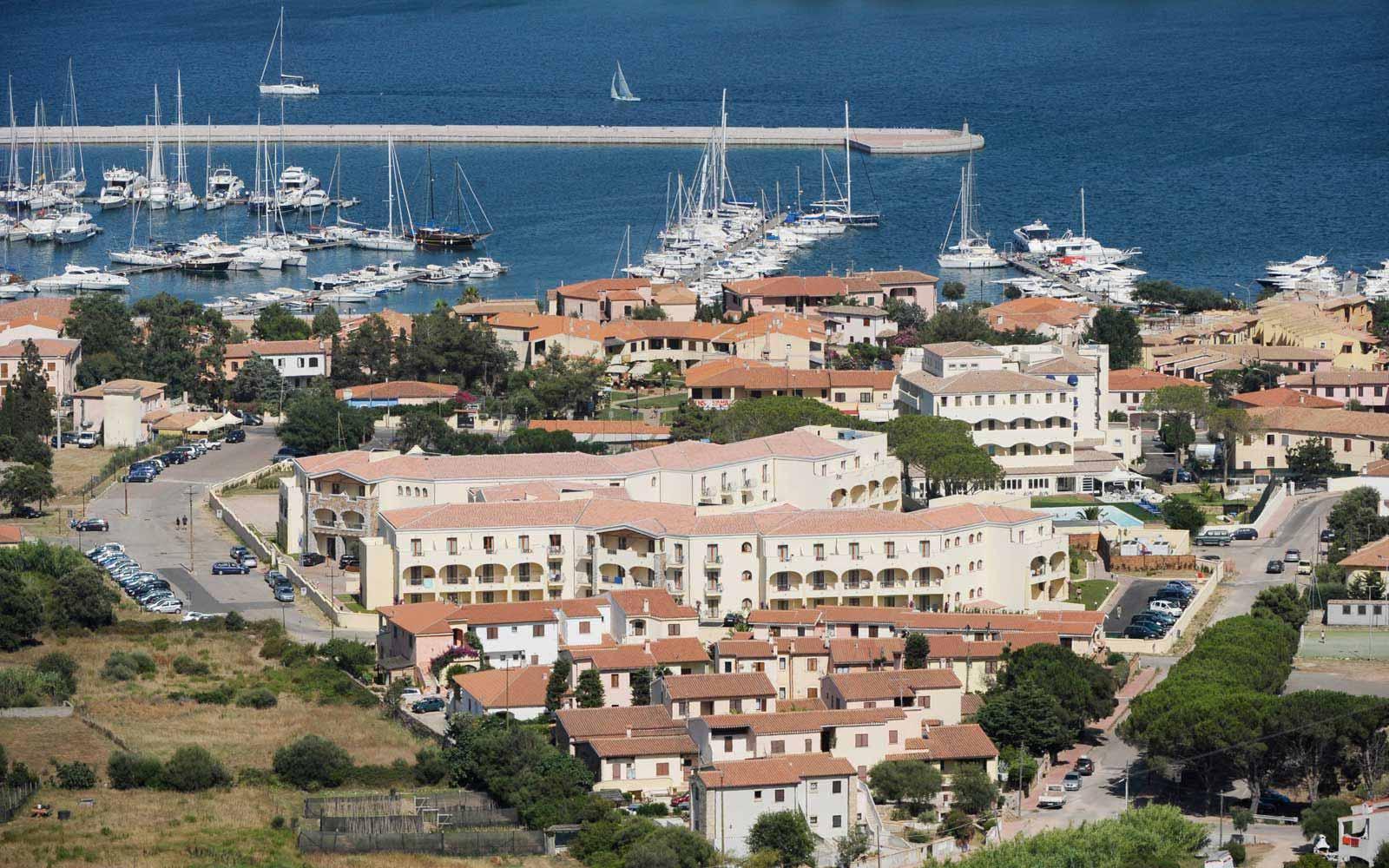 Panoramic view at Blu Hotel Morisco