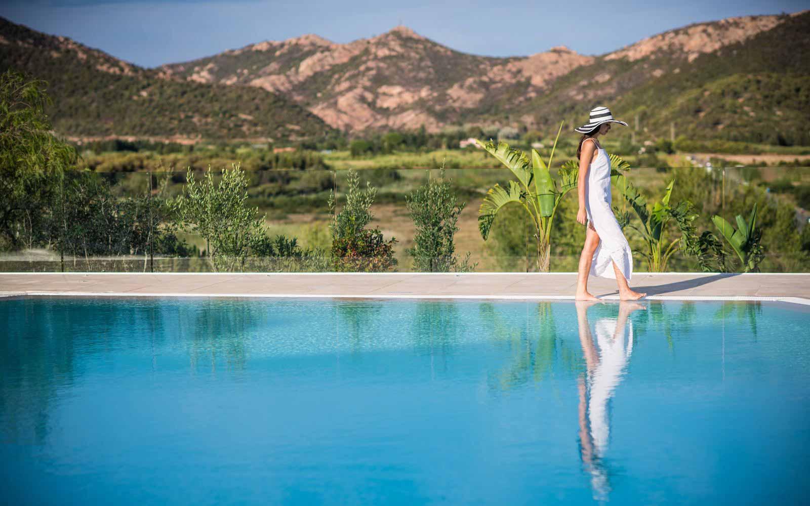 Chia laguna resort сардиния италия