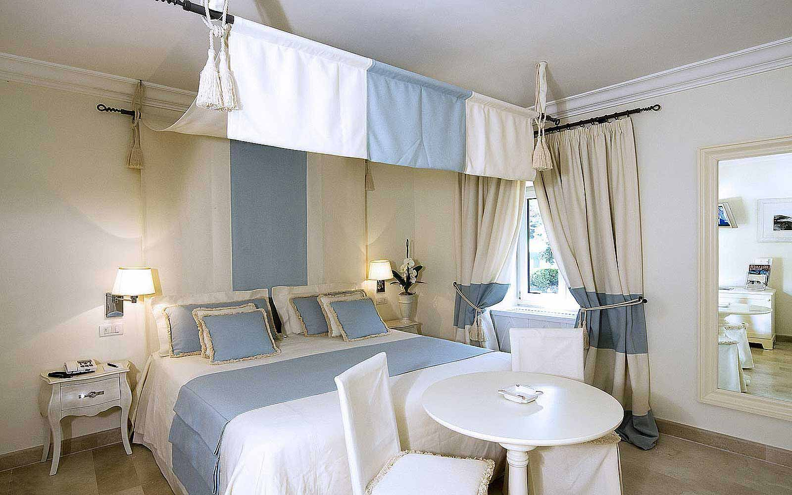 Superior Tower Room at Mezzatorre Resort & Spa