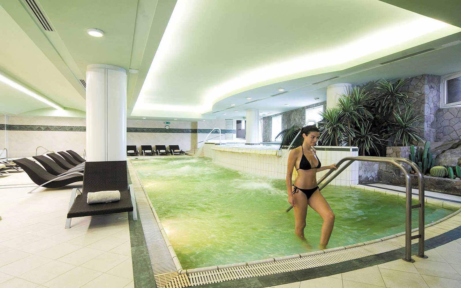 Spa at Mezzatorre Resort & Spa