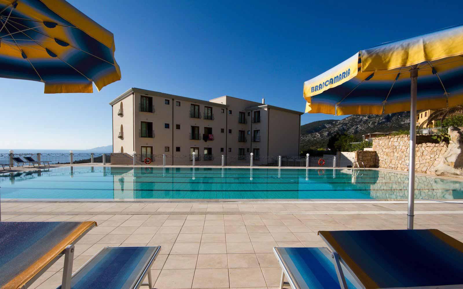 Pool at Hotel Brancamaria