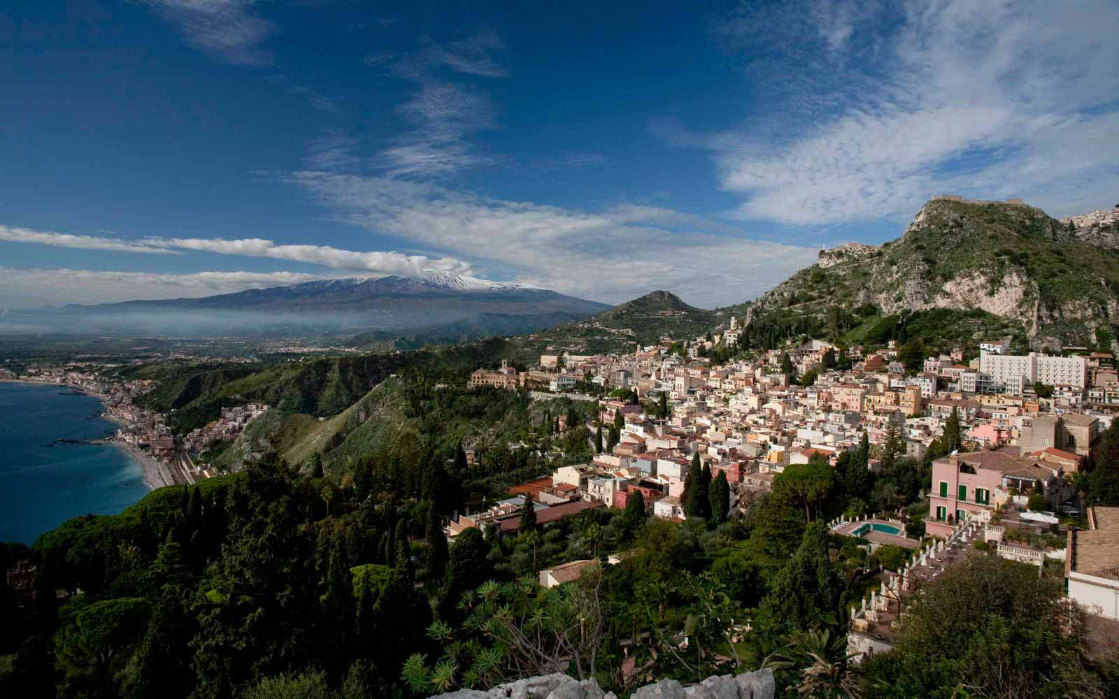 Views at NH Collection Taormina