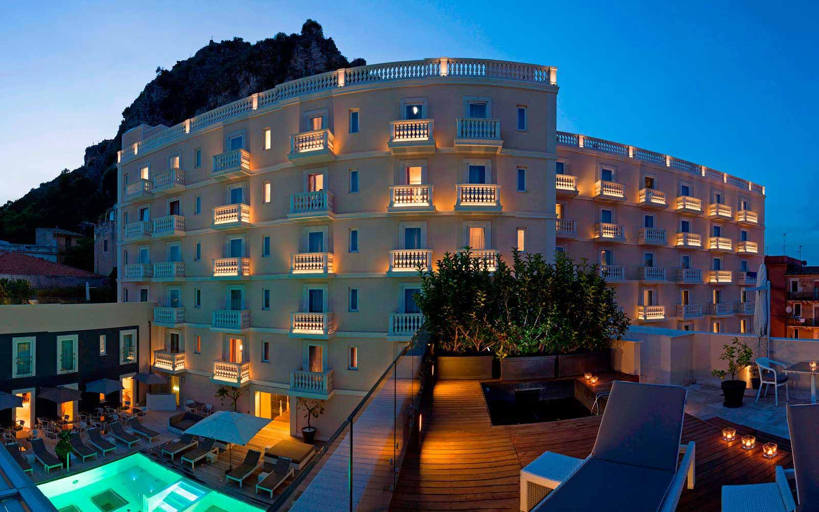 NH Collection Taormina Hotel