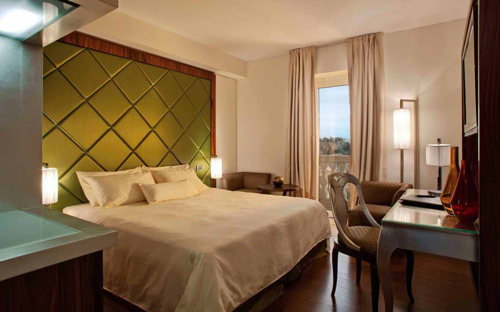 Suite Sea View at NH Collection Taormina