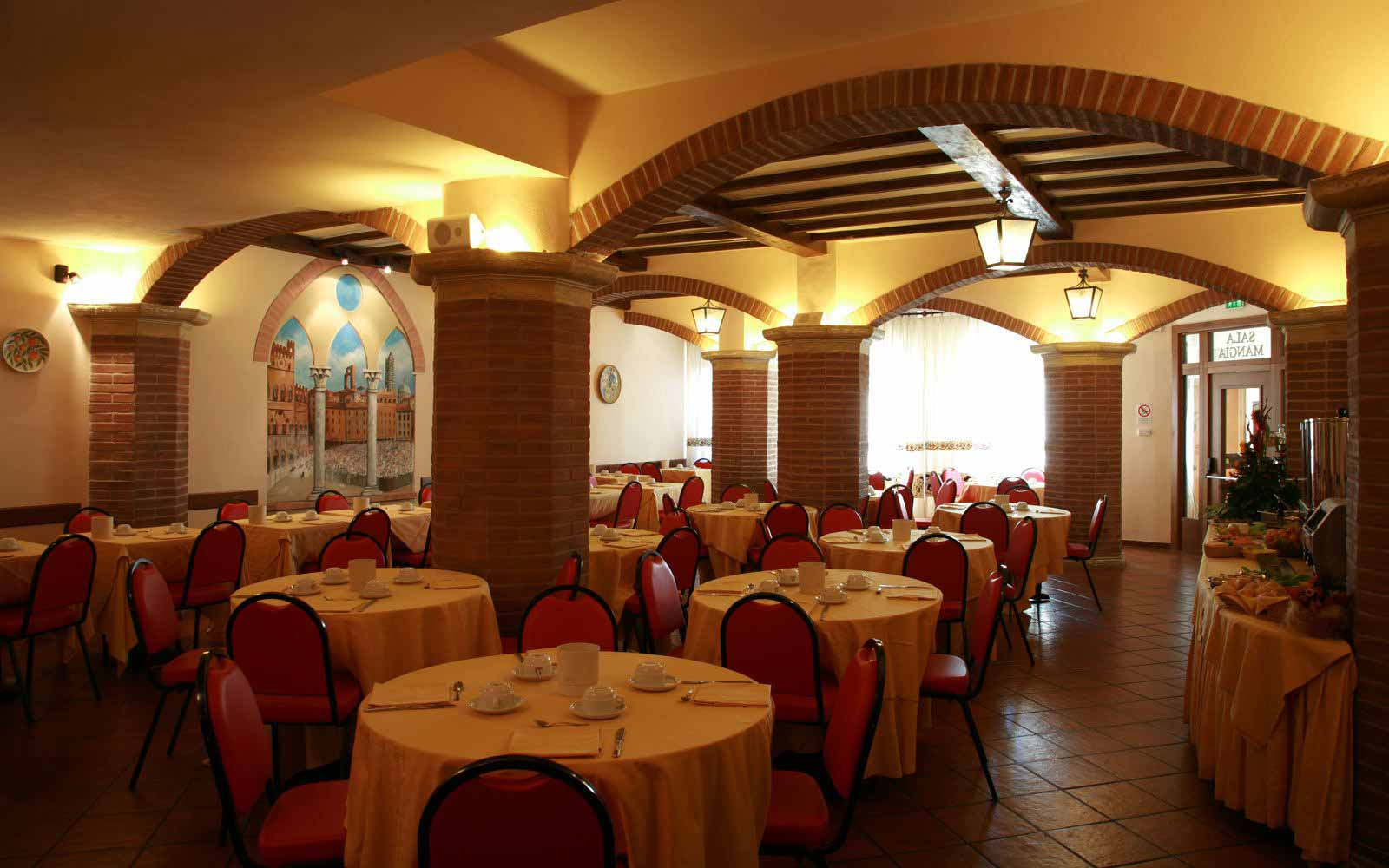 Restaurant at Hotel Athena