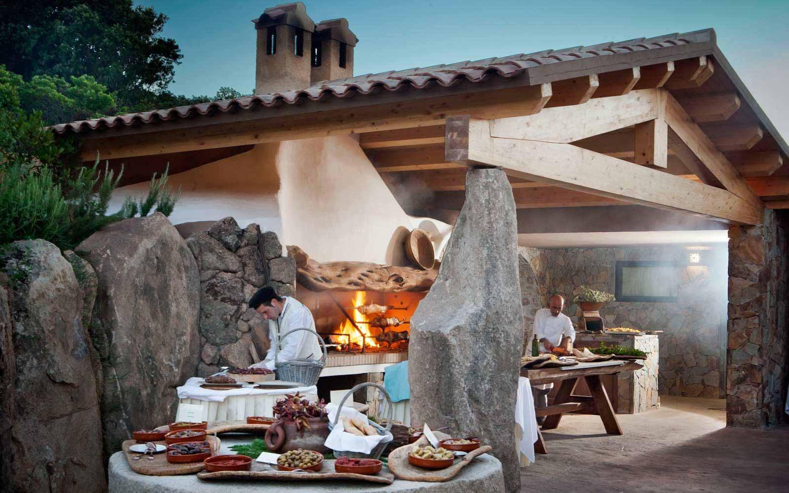 Li Ciusoni at Hotel Valle Dell'Erica - La Licciola