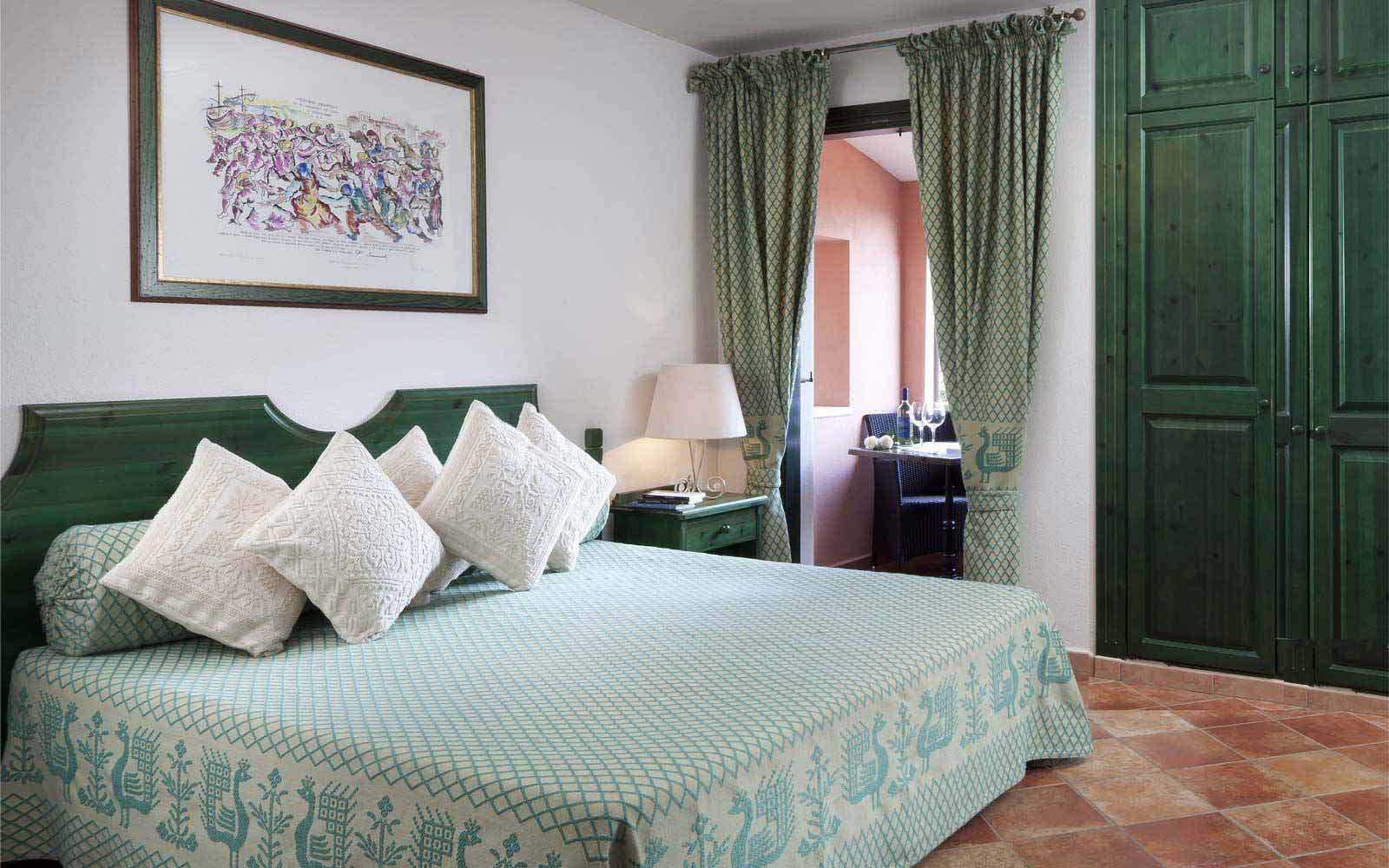 Classic room at Cala Ginepro Hotel Resort